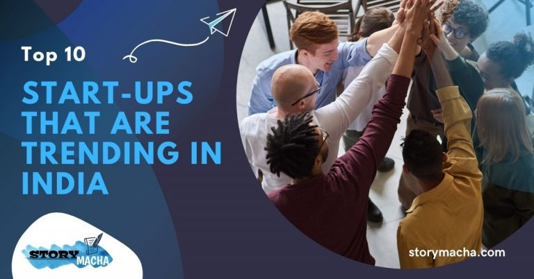 top 10 start-ups in india